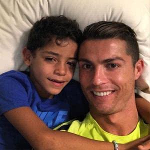cristiano ronaldo filho mais velho 2020