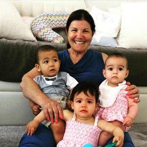 cristiano ronaldo mae e filhos