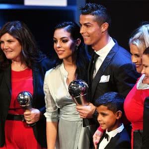 cristiano ronaldo premios