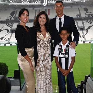 familia apoia cristiano ronaldo